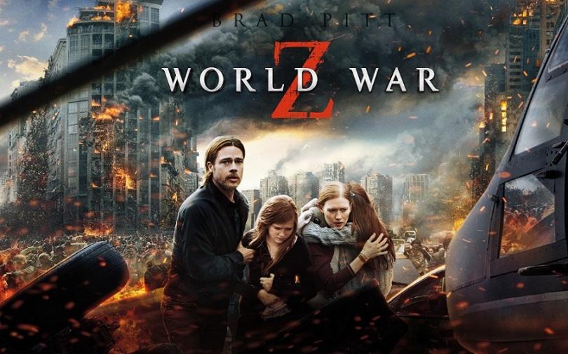 Watch World War Z Movie Online